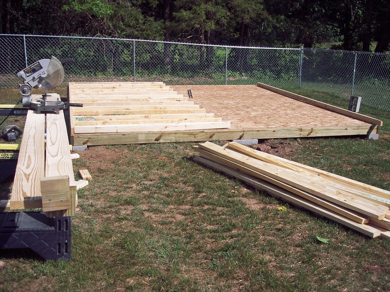 Storage Shed 20 X 20 Mirrors Must See on Building A Storage Shed Wood Floor For An Arrow Metal