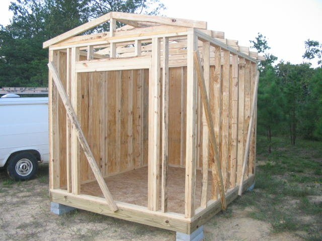 Permalink to free diy shed building plans