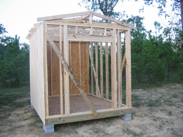 Knowing free 8 x 16 gable shed plans storage plan shed for Gable storage shed plans